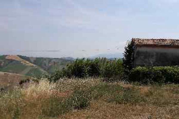 house left side